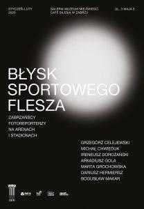 Zabrze: Wernisaż wystawy Błysk sportowego flesza
