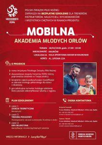 APN Knurów: Mobilna Akademia Młodych Orłów