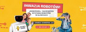 Gliwice: Międzynarodowa, interaktywna wystawa robotów w CH Forum