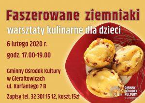 Gierałtowice: Warsztaty kulinarne dla dzieci