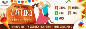 Arena Gliwice: Latino Dance Night