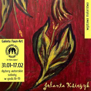 Gliwice: Wystawa malarstwa Jolanty Księżyk w CH Forum