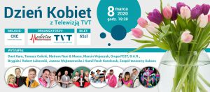 CKE Czerwionka-Leszczyny: Dzień Kobiet z Telewizją TV
