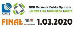 Arena Gliwice: Finał NGK Halowa Liga Podokręgu Zabrze