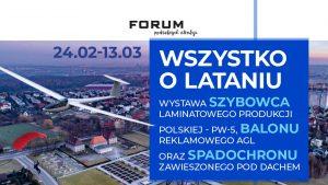CH Forum Gliwice: Wszystko o Lataniu z Aeroklubem Gliwice