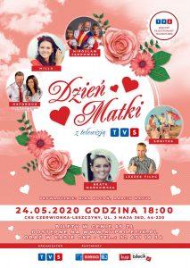 CKE Czerwionka-Leszczyny: Dzień Matki z telewizją TVS