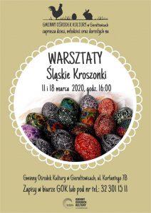 GOK Gierałtowice: Warsztaty śląskich kroszonek