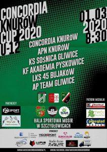 Concordia Knurów: Turniej rocznika 2008