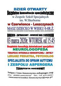 Czerwionka-Leszczyny: Dzień otwarty w Zespole Szkół Specjalnych