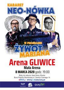 Arena Gliwice: KABARET NEO-NÓWKA
