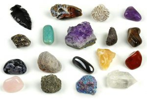 Knurów: Wystawa Minerałów
