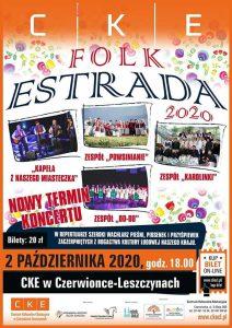 CKE Czerwionka-Leszczyny: Koncert FOLKESTRADA