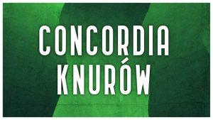 Concordia Knurów vs LKS Tęcza Wielowieś