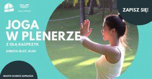 Gliwice: Joga w plenerze w Arenie Gliwice | Summer Arena