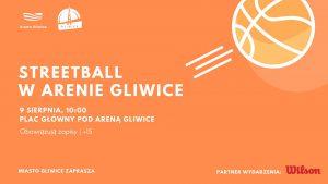 Gliwice: Streetball w Arenie Gliwice | Turniej koszykarski