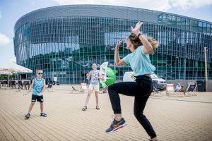 Gliwice: Taneczne popołudnie w Summer Arenie