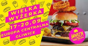 Gliwice: Wielka Wyżerka z Inwazją FoodTrucków w Europie Centralnej - od 17 września