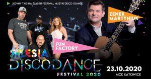 MCK Katowice: Silesia Disco Dance Festival