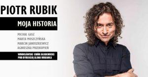"Arena Gliwice: Koncert Piotra Rubika ""Moja Historia"""