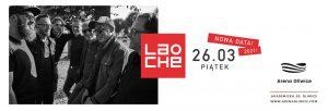 Arena Gliwice: Koncert LAO CHE, Trasa Pożegnalna – No to Che!