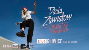 Arena Gliwice: Daria Zawiałow – Ostatni raz w Helsinkach