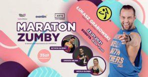 Arena Gliwice: Maraton Zumba Fitness 2021