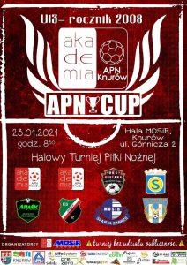 Knurów: Turniej APN Cup 2021