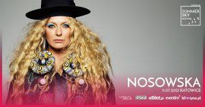 Katowice: Koncert Katarzyny Nosowskiej