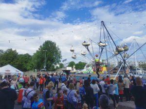 Knurów: Wesołe Miasteczko Magicland z okazji Dni Knurowa