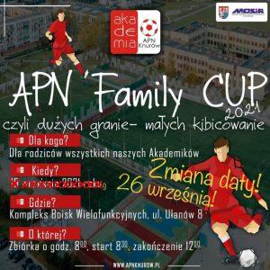 Knurów: III edycja APN Family Cup