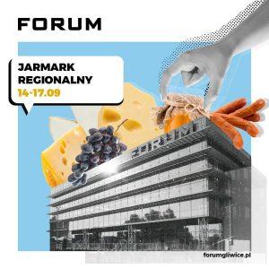 Gliwice: JARMARK REGIONALNY w CH Forum