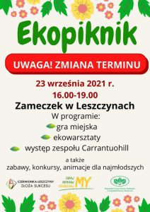 Czerwionka-Leszczyny: Ekopiknik