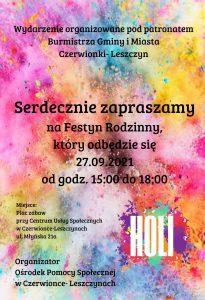 Czerwionka-Leszczyny: Festyn rodzinny