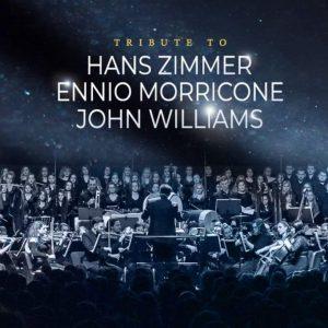 Arena Gliwice: Tribute to Hans Zimmer, Ennio Morricone, John Williams