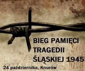 Knurów/Nieborowice: Bieg Pamięci Tragedii Śląskiej 1945