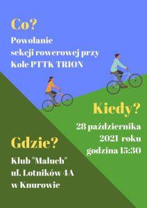 Knurów: Spotkanie miłośników turystyki rowerowej