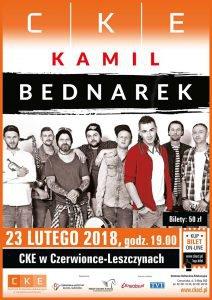 CKE Czerwionka-Leszczyny: Kamil Bednarek @ Czerwionka-Leszczyny | śląskie | Polska