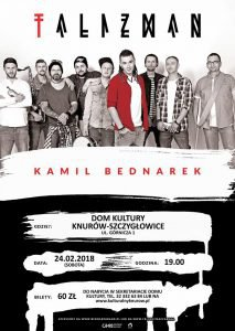 Knurów: Kamil Bednarek - talizman @ Knurów | śląskie | Polska