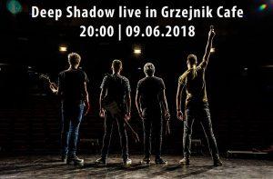 Grzejnik Cafe: Deep Shadow live @ Knurów | śląskie | Polska