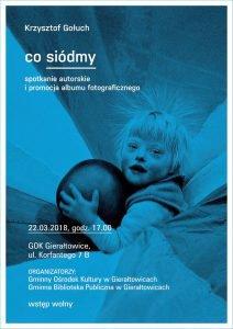GOK Gierałtowice: Spotkanie autorskie z Krzysztofem Gołuchem @ Gierałtowice | śląskie | Polska