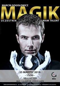 Arteria w Ornontowicach: Spektakl Magii i Iluzji @ Ornontowice | śląskie | Polska