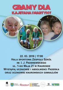 Knurów: Koncert charytatywny dla Kajtka i Martyny w Paderku @ Knurów | śląskie | Polska