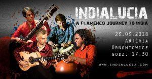 Arteria w Ornontowicach: Koncert Indialucia @ Ornontowice | śląskie | Polska