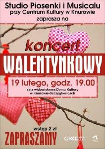 Knurów: koncert Walentynkowy @ dom kultury w szczygłowicach | Knurów | śląskie | Polska