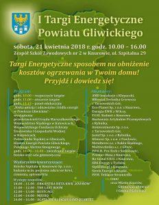 Knurów: I Targi Energetyczne Powiatu Gliwickiego @ Knurów | śląskie | Polska