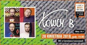 CKE Czerwionka-Leszczyny: Kabaret Łowcy.B @ Czerwionka-Leszczyny | śląskie | Polska