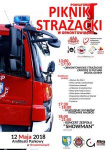 Ornontowice: I Powiatowy Piknik Strażacki @ Ornontowice | śląskie | Polska