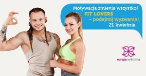 Europa Centralna: Fit Lovers - Podejmij Wyzwanie! @ Gliwice | śląskie | Polska