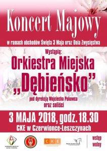 CKE Czerwionka-Leszczyny: Koncert Majowy @ Czerwionka-Leszczyny | śląskie | Polska