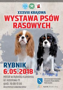 Rybnik: XXXVII Krajowa Wystawa Psów Rasowych @ Rybnik | śląskie | Polska